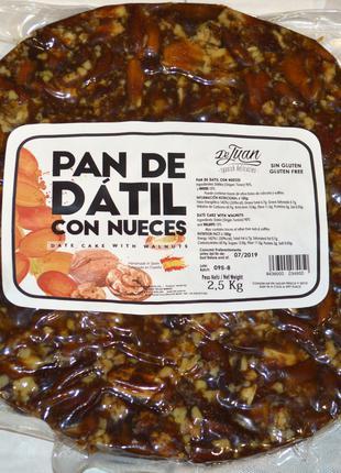 Фініково горіховий  Іспанський хліб (шайба 2,5 кг)