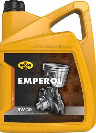Масло моторное Kroon-Oil Emperol 5W-40, 5 л