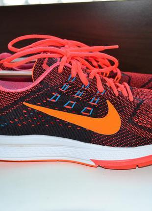 Nike air zoom structure 18 кроссовки оригинал