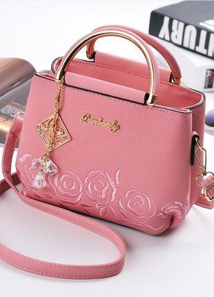 Стильная качественная женская сумка