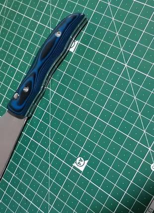 Полуавтоматический нож ручной работы