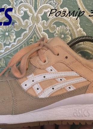 Жіночі кросівки asics gel lyte 3. оригінал.!! ідеал.!!