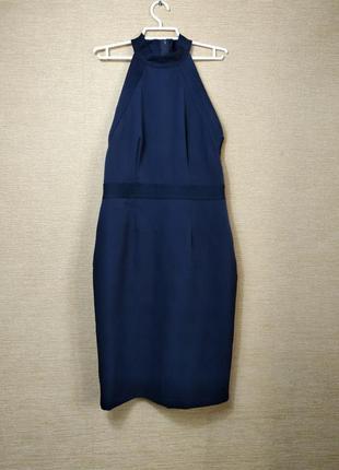 Классическое стильное платье сукня сарафан
