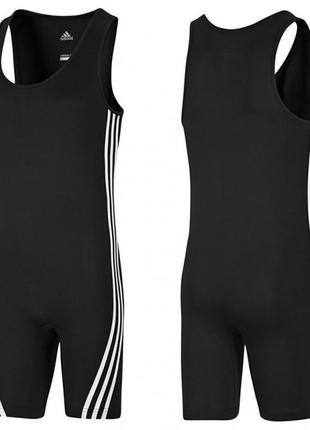 Мужской спортивный комбинезон adidas оригинал для спорта