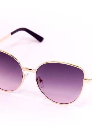 Модные детские очки линзой uv400