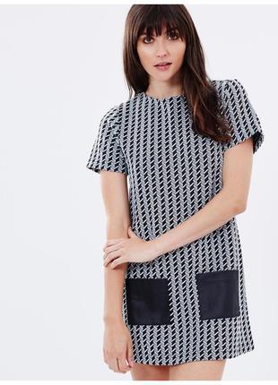 Стильное платье dorothy perkins 10(38)размер