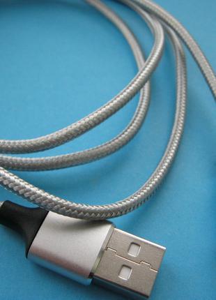 Магнитный кабель Micro USB Twitch 360°
