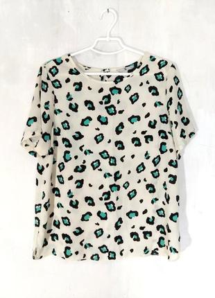Блуза, футболка oversize tu