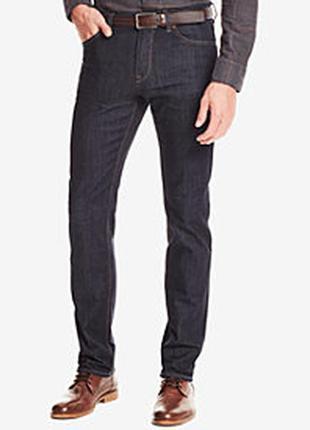 Стильные премиум джинсы прямого кроя  hugo boss