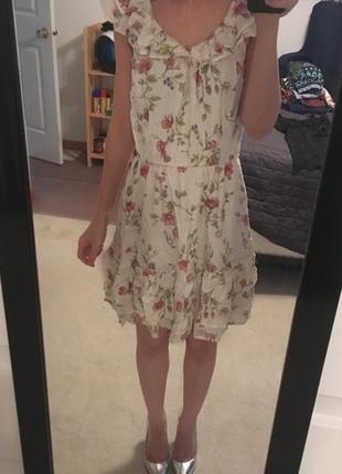Красивое платье в стиле прованс