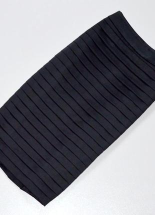 Стильная юбка,карандаш,ткань костюмная под атлас