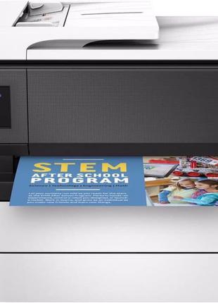 Сканер з кольоровим принтером
