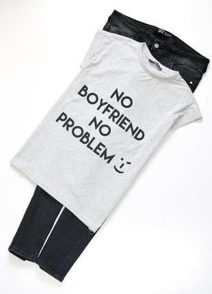 Крутая футболка с надписью,есть нюанс
