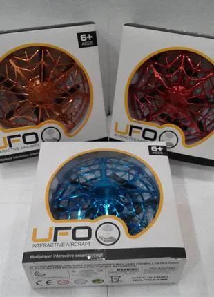 Летающая тарелка UFO - игрушка НЛО на сенсорном управлении