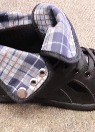 Ботинки высокие женские  40 -41  размер