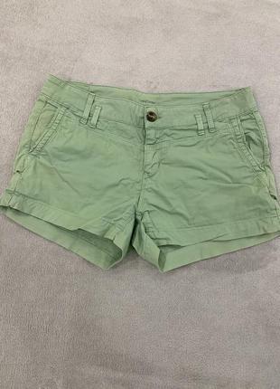 Короткие шорты pepe jeans