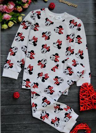 Офигенный костюм пижама микки маус h&m