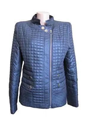 Стеганая стильная куртка
