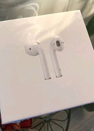 Apple AirPods оригинальные 1/2 поколения
