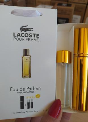 Lacoste femme 45мл парфюм