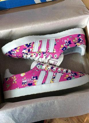 Огненная распродажа! женские кроссовки adidas в розовом цвете ...