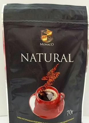 Кофе растворимый Coffee Monaco Natural 70g