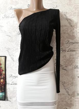 Блуза из ткани гофре #розвантажуюсь