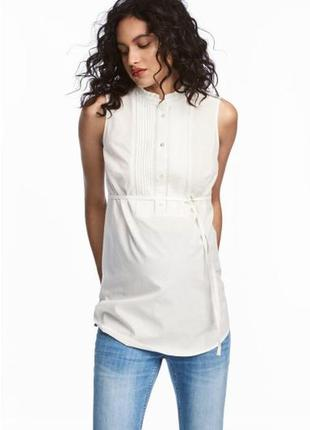 Блуза для беременных h&m mama