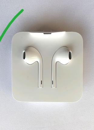 Навушники EarPods оригінал з комплекту iPhone Xs Max , нові.