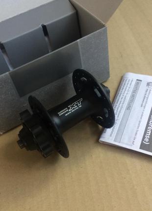 Втулка передняя Shimano Deore XT HB-M756 32H Новая!