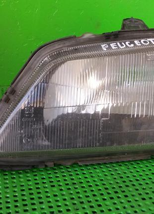 Б/у фара передняя левая для Peugeot 306