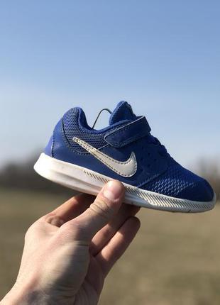 Nike downshifter 7 спортивні кросівки без шнурівок оригінал