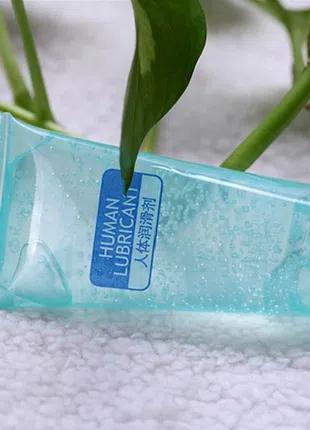 Интимная гель смазка на водной основе для секса, Human Lubricant