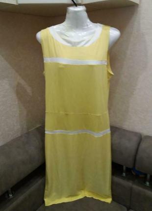 Платье полуспорт-бренд-agevog14 16р