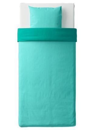 Односпальное Постельное белье SOMMAR IKEA / ИКЕА СОММАР 150х200см