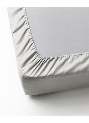 Простыня на резинке NATTJASMIN IKEA / ИКЕА НАТТЭСМИН 150x200см !