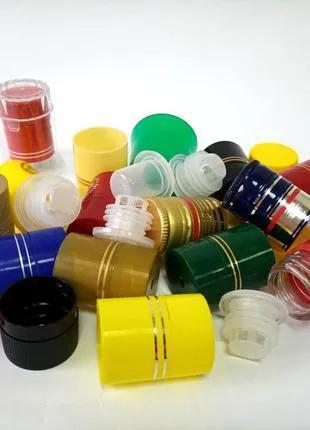 Ковпачки для скляної бутилки