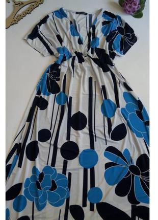 Платье 54 56 размер нарядное  распродажа длинное в пол крутое ...