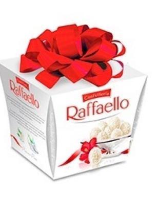 Рафаелло цукерки, Raffaello.