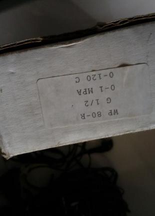 манометр термометр