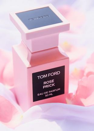 Tom Ford Rose Prick_Оригинал Eau de Parfum 2 мл_затест парф.вода