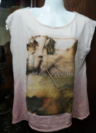 Градуированая футболка-л       распродажа#186