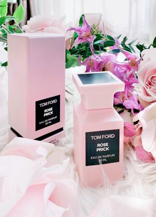 Rose Prick Tom Ford_Оригинал Eau de Parfum 5 мл_затест парф.вода