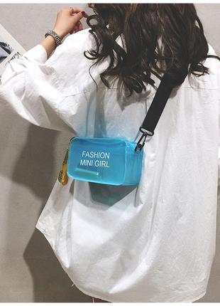 Мини сумка женская через плечо S.IKRR