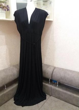 Платье макси летнее          распродажа
