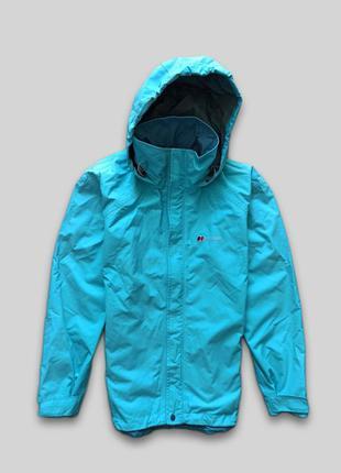 Демисезонная куртка berghaus, водонепроницаемая, состояние нов...