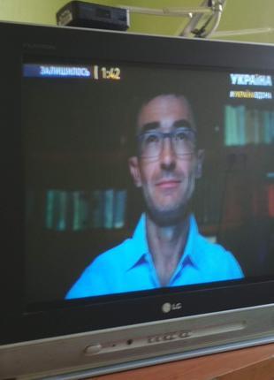 Телевизор LG Flatron ТВ с Т2 в ОЧЕНЬ хор. состоянии Доставка БЕСП