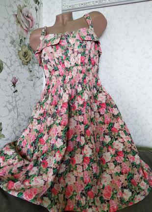 Платье - сарафан 48-52р