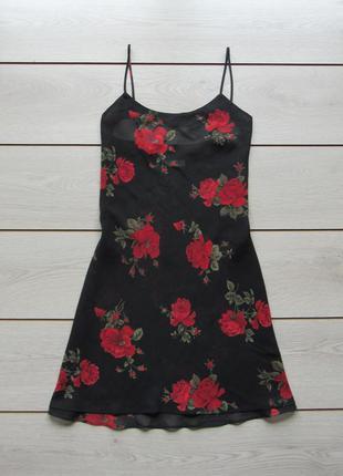 Полупрозрачная ночная рубашка в цветочек от presence debenhams