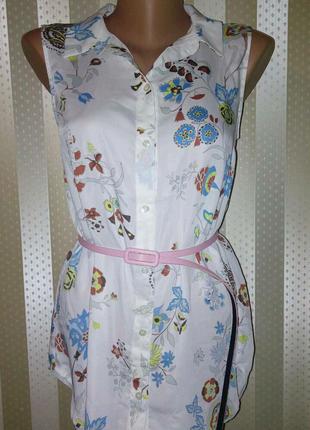 Блузка Рубашка Туника